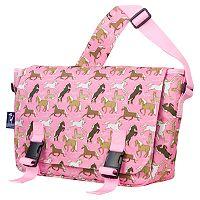 Wildkin Horse Jumpstart Messenger Bag - Kids