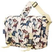 Wildkin Horse Dreams Jumpstart Messenger Bag - Kids