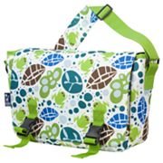 Wildkin Lily Frog Jumpstart Messenger Bag - Kids