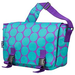 Wildkin Big Dots Jumpstart Messenger Bag - Kids