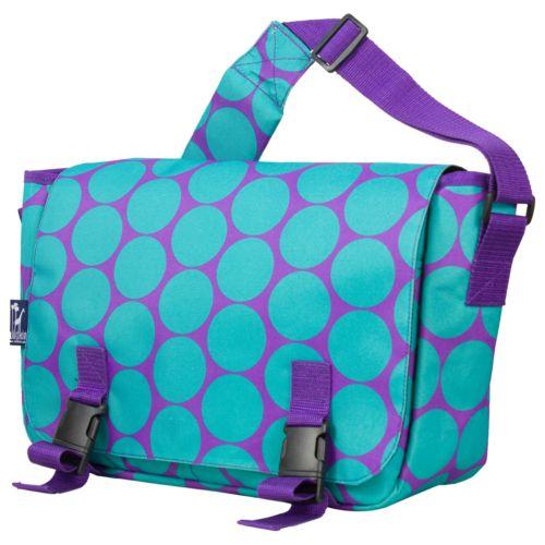Wildkin Big Dots Jumpstart Messenger Bag - Kids