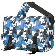 Wildkin Camo Jumpstart Messenger Bag - Kids