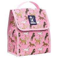Wildkin Horse Munch 'n Lunch Bag - Kids