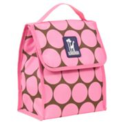 Wildkin Big Dots Munch 'n Lunch Bag - Kids