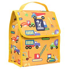 Wildkin Olive Kids Under Construction Munch 'n Lunch Bag - Kids