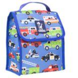 Wildkin Olive Kids Heroes Munch 'n Lunch Bag - Kids