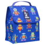 Wildkin Olive Kids Robots Munch 'n Lunch Bag - Kids
