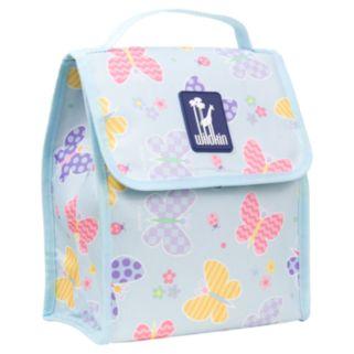 Wildkin Olive Kids Butterfly Garden Munch 'n Lunch Bag - Kids