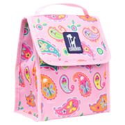 Wildkin Olive Kids Paisley Munch 'n Lunch Bag - Kids