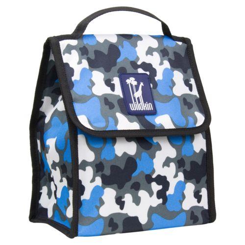 Wildkin Camo Munch 'n Lunch Bag - Kids