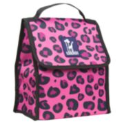Wildkin Leopard Munch 'n Lunch Bag - Kids