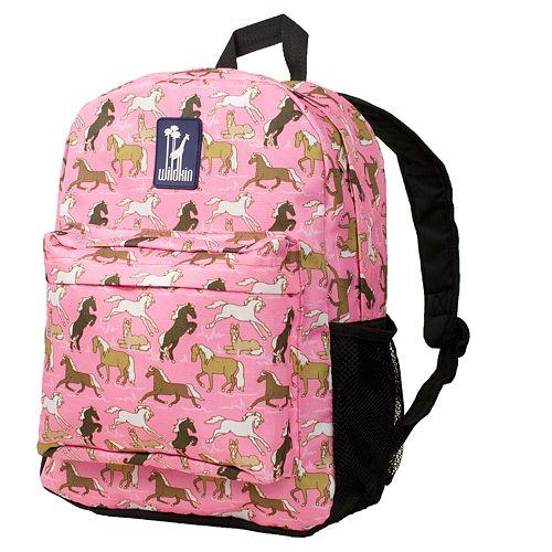 Wildkin Horse Crackerjack Backpack - Kids