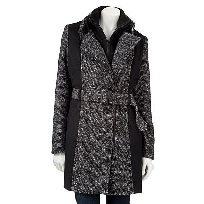 Fleet Street Tweed Walker Coat