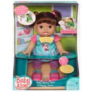Hasbro Baby Alive Baby Wanna Walk Doll