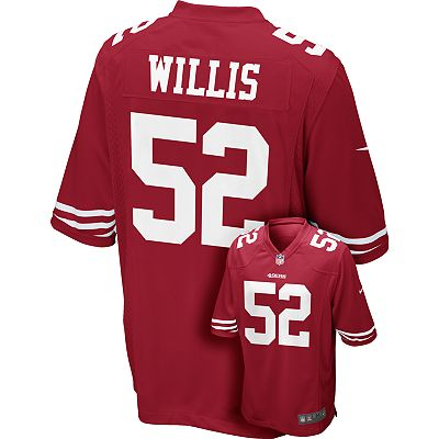 Nike San Francisco 49ers Patrick Willis NFL Jersey - Men