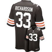 Nike Cleveland Browns Trent Richardson NFL Jersey - Men