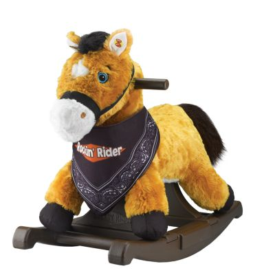 Rockin' Rider Chestnut Pony