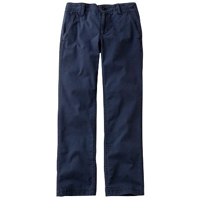 Urban Pipeline Flat-Front Twill Pants - Boys 8-20
