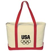 USA Canvas Boat Tote