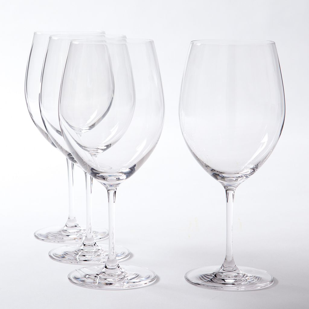Lenox Vicenza 4-pc. Cabernet Wine Glass Set