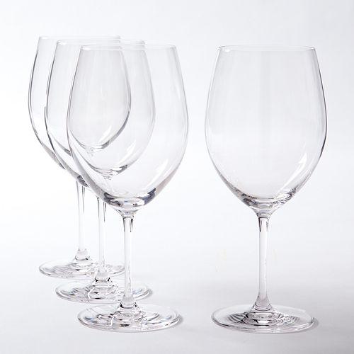 Lenox Vicenza 4-pc. Cabernet Wine Glass Set