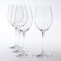 Lenox Vicenza 4 pc Chardonnay Wine Glass Set