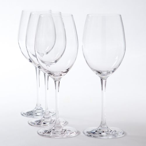 Lenox Vicenza 4-pc. Chardonnay Wine Glass Set