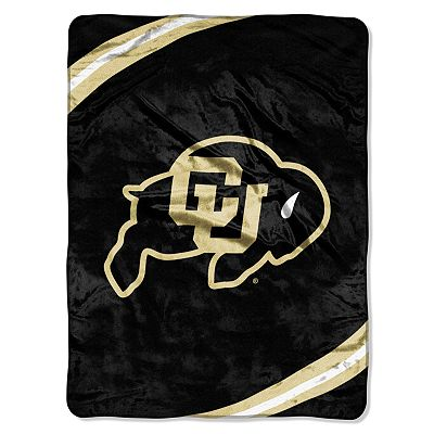 Colorado Buffaloes 60 x 80 Micro Super Plush Throw Blanket by Northwest