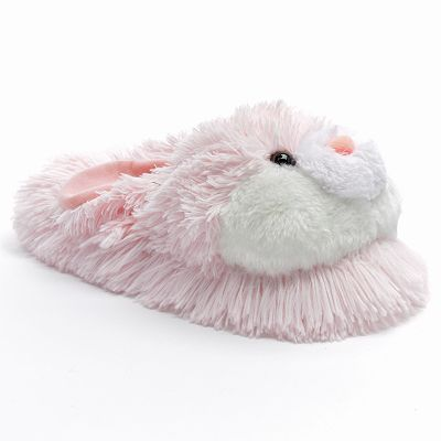 SO Bunny Clog Slippers - Women