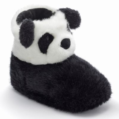 SO Panda Bootie Slippers - Juniors'