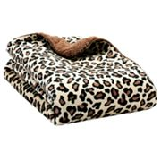 Just Born Cheetah Blanket