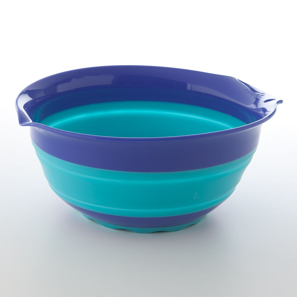 Squish 3-qt. Collapsible Mixing Bowl