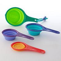Squish 4 pc Collapsible Measuring Cup Set