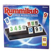 Rummikub Large Numbers Edition Game by Pressman