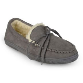 Oxford and Finch Men's Moccasin Slippers