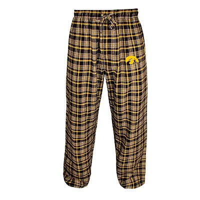 College Concepts Iowa Hawkeyes Flannel Pant