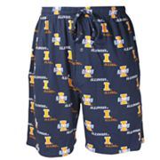 College Concepts Illiniois Fighting Illini Supreme Jam Shorts - Men's