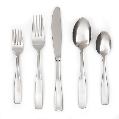 Cambridge Madison Satin 74-pc. Flatware Set