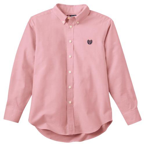 Chaps Oxford Button-Down Shirt - Boys 8-20
