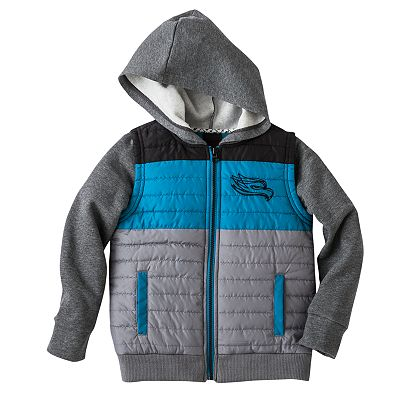 Tony Hawk Mock-Layer Puffer Vest - Boys 4-7x