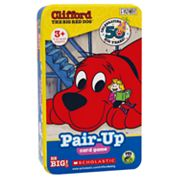 Clifford the Big Red Dog Pair-Up Card Game by Patch