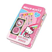Hello Kitty Big Roll Bingo Game by Pressman