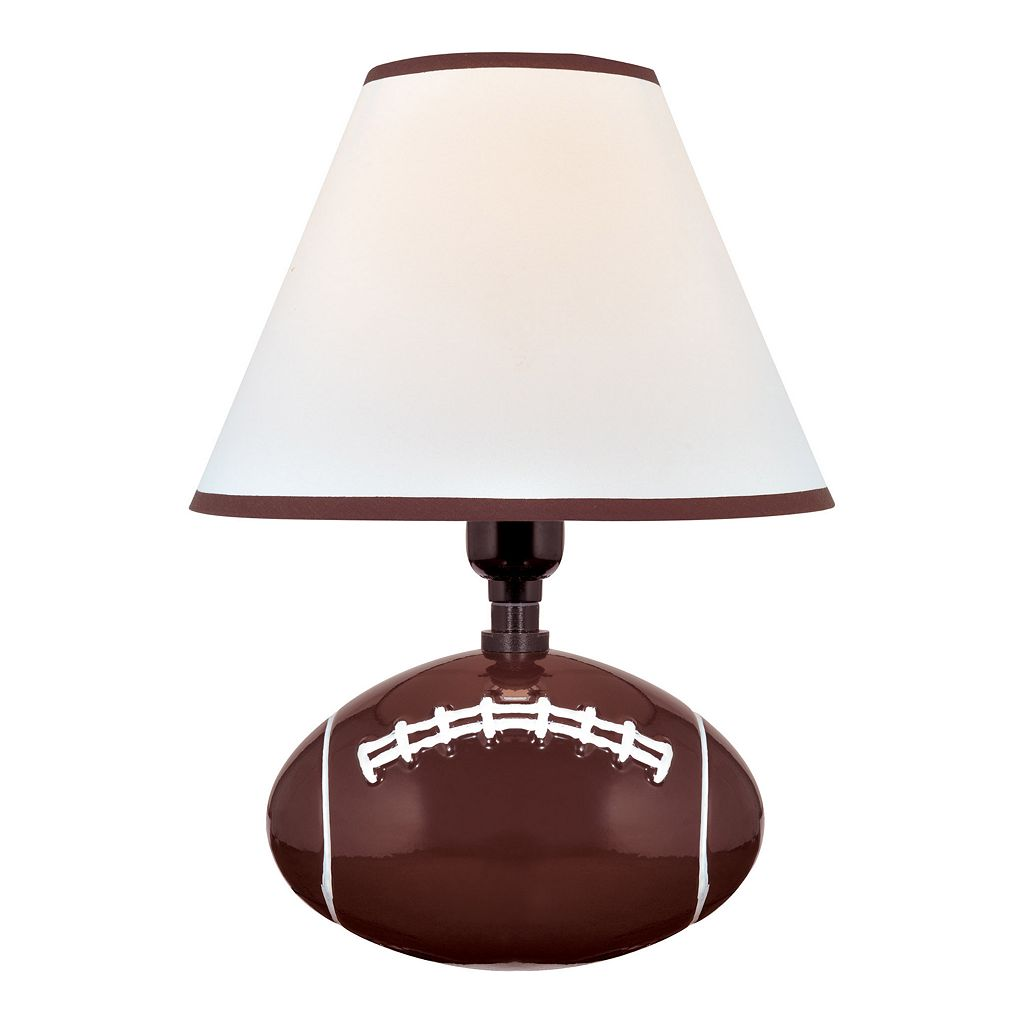 Pass Me Football Table Lamp