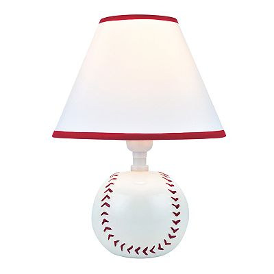 Pitch Me Baseball Table Lamp