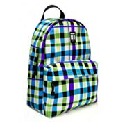 Tribeca Reflex Plaid Backpack