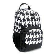Tribeca Incline Houndstooth Backpack