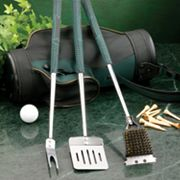 Club Champ 4-pc. Golf Barbecue Set
