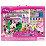 Disney Mickey Mouse and Friends Minnie Mouse Bow-tique World of Creativity Art Set