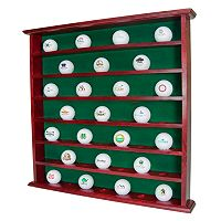 Club Champ 49-Golf Ball Cabinet Display