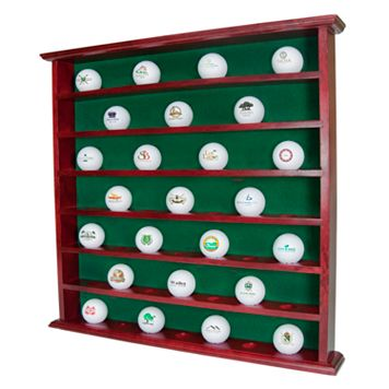 Club Champ 49-Golf Ball Cabinet Display